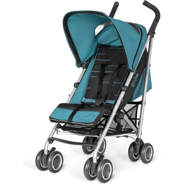 04e973765 Carrito reclinable en alquiler con capucha 4 ruedas frenos cinturon de  seguridad